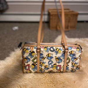 AUTHENTIC Dooney & Bourke BEE shoulder bag